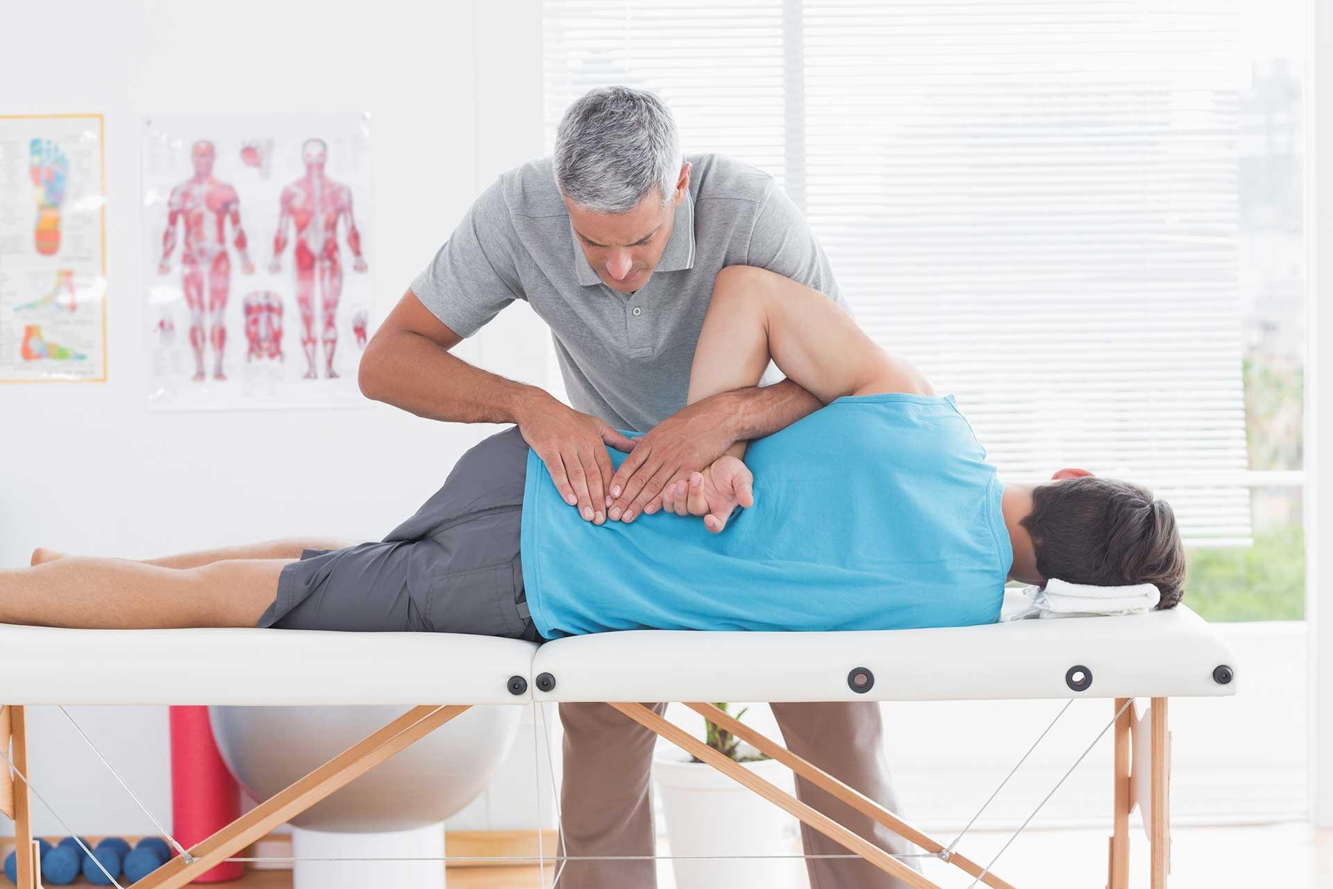 פיזיותרפיה לרצפת אגן לגברים | בסט מדיקל